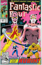 Fantastic Four # 351 (Mark Bagley, 2nd Printing) (Estados Unidos, 1991)