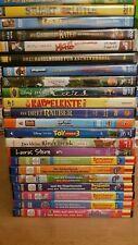 Dvd sammlung kinderfilme FSK 0