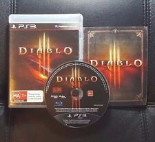 Diablo III 3 (Sony PlayStation 3, 2013) PS3 Game - FREE POSTAGE
