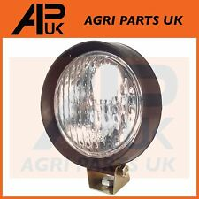 "Round Rubber 126mm 5"" Work Light Lamp Compact Iseki Kubota Yanmar Tractor"