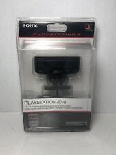 Sony Playstation 3 PS3 Motion Eye Camera - NEW Factory Sealed - Free Shipping