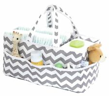 Kiddy Kaddy by Bubble Bug. Baby Diaper Caddy and Organizer / Premium Diaper and