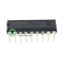 10Pcs NEW ULN2803A ULN2803 2803 TRANSISTOR ARRAY-8 NPN IC NEW