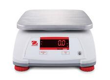 Ohaus V22pwe30t Am Valor 2000 Compact Food Bench Scale 30 Kg 60 Lb 001 Lb R