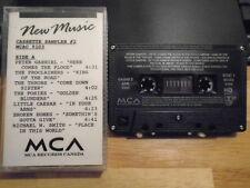 RARE PROMO MCA Canada CASSETTE TAPE Peter Gabriel KING DIAMOND Little Caesar '91