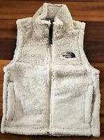 New Big Kids Boys The North Face Sherpa Fleece Vest Coat Zip Jacket