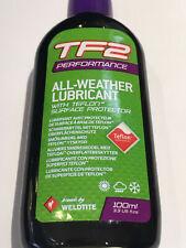 Weldtite Tf2 Performance Lubricant With Teflon - 100 Ml