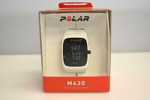 Polar M430 White Silicone GPS Running HRM $ 239 Watch