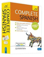 Complete Spanish Beginner to Intermediate Course: Learn to read, write, speak an
