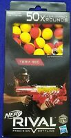NERF Rival 50 Rounds yellow Red Refill Blaster Ages 14+ Toy Zombie Fight Play