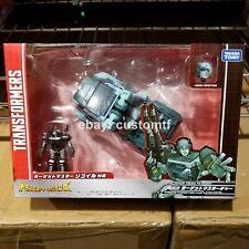 Takara Transformers Legends LG46 Targetmasters Kup Headmasters *H4#2