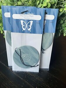 3 Scentsy Scent Circle Lot Car Air Freshener Free Ship Mystery Man
