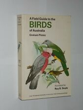 Graham Pizzey A Field Guide To The Birds Of Australia.Softback Book.1988.