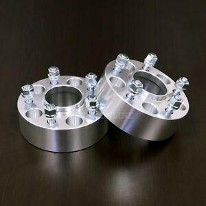 """1.5"""" Hubcentric Wheel Spacers 5x4.75 to 5x4.75 