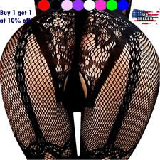 Women Sexy Lingerie Babydoll Pantyhose Bodystocking Sleepwear Stockings Tights
