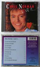 CHRIS NORMAN Love Is.. CD TOP