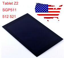 For Sony Xperia Tablet Z2 SGP511 512 521 LCD Touch Screen Digitizer Assembly US