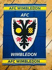 AFC Wimbledon Tea Towel Dons Tea cloth AFCW SW19