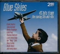 Blue Skies: 45 Hits from the Roaring 30S & 40S by Various Artists 2CD