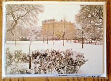 5 Christmas Cards with images of the Highgrove Garden of HRH  Prince Charles