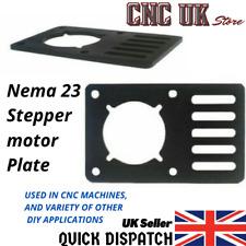 Nema 23 Stepper Mount Plate Bracket V Slot Cnc Router 3d Printer