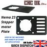 Nema 23 Stepper mount Plate Bracket V-slot CNC Router 3D Printer