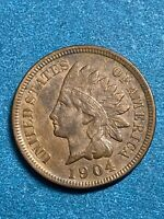 1904 Indian Head Cent/Penny. XF!