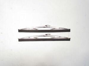 "10"" Wiper Blades Fits Austin Healey 3000 Triumph Spitfire & Alfa Romeo Giulietta"