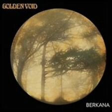 GOLDEN VOID - BERKANA * NEW CD