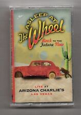 Back to the Future Now Live at Arizona Charlie's Asleep at the Wheel Cassette
