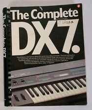 THE COMPLETE DX7 - Rare book Howard Massey - THE book to learn FM DX7