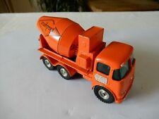 matchbox lesney king size ready mix concrete truck unbespielt