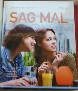 SAG MAL An Introduction to German Language & Culture INSTRUCTORS EDITION NEW