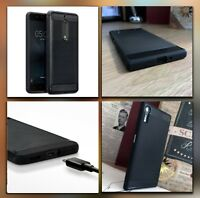 Nokia 5 Impact Case Impact Displacement System Carbon Fibre Design Black