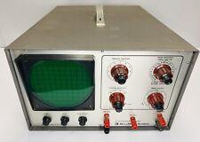 Bell & Howell DeVry Schools Model 34 Oscilloscope Vtg Electronic Test Equipment