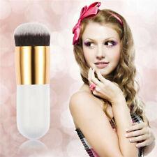 Pro Face Blush Powder Kabuki Flat Foundation Contour Makeup Brush Cosmetic Tool