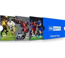 NOW TV Sky Sports Pass - 1 Month - Currys