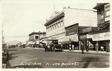 Photo. ca 1934. Prince Rupert, Bc Canada. 3rd Ave