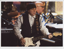Little Steven Van Zandt Signed  Photo Genuine In Person Sopranos Springsteen