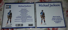 Michael Jackson - CD Rare tracks, demo versions, inedit songs and unreleased 3
