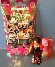 (N9333.10) playmobil Fille danseuse flamenco espagne N°10 série 13 ref 9333 neuf