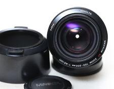 Minolta Maxxum 100-200mm f/4.5 AF zoom lens for Sony