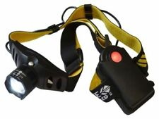 Light Red Camping & Hiking Head Torches
