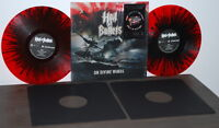 Hail of Bullets - On Divine Winds 2 x LP / lim.500 / rare / Bolt Thrower / Death