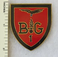 OLDER Vintage PORTUGUESE PSP BG1 DISTINCTIVE UNIT INSIGNIA PORTUGAL