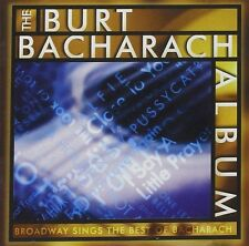 CD album Burt Bacharach the Burt Bacharach album Broadway Cavallina the best