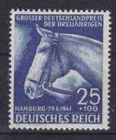 DR Mi Nr. 779 ** TOP, gr. Deutschlandpreis Hamburg 1941, postfrisch, MNH