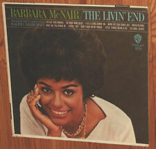 VINYL LP Barbara McNair - The Livin' End mono promo / Northern Soul
