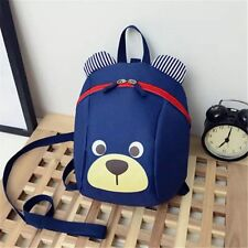Toddler Kids Bear Harness Strap Backpack with Leash Reins
