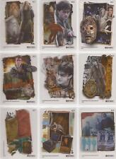 Harry Potter Deathly Hallows Part 2 - Clear 9 Card Chase / Insert Set BC1-9